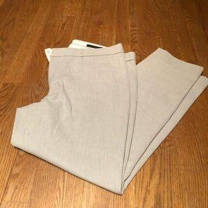 Banana Republic Sloan Fir Gray Pants. Size 12